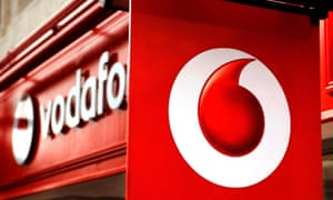 Martin Lewis's claims chime with a rise in complaints about Vodafone to the Guardian's consumer champions column.
