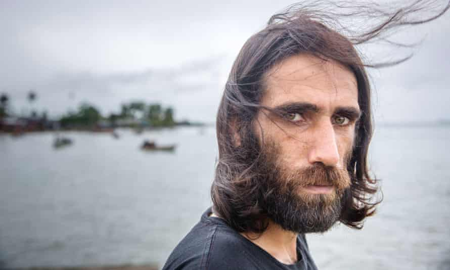 Behrouz Boochani wrote his memoir of incarceration on Manus Island on a mobile phone.