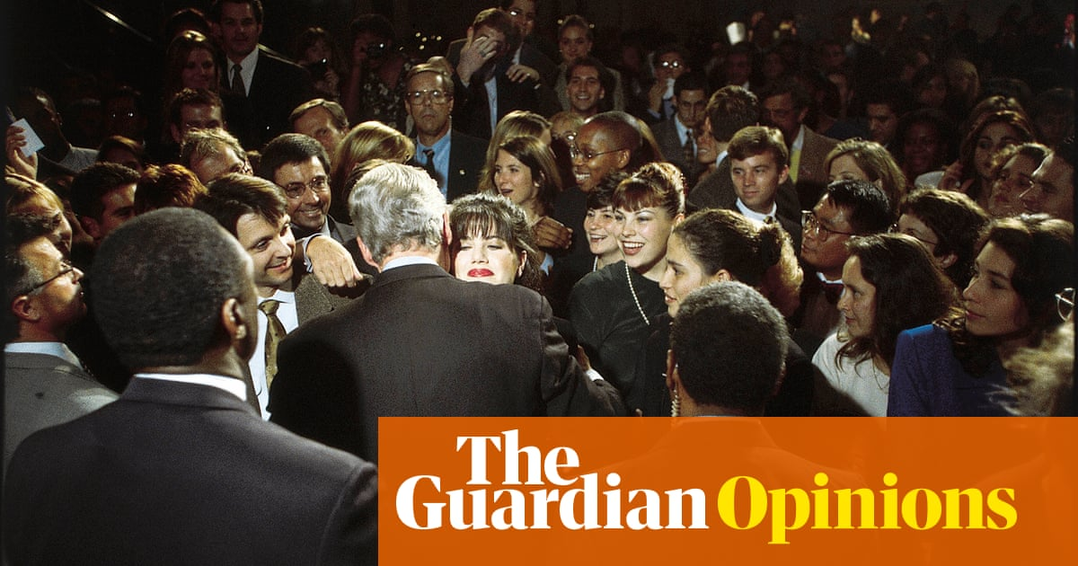 Monica Lewinsky has called out Clinton's abuse of power. Why ...