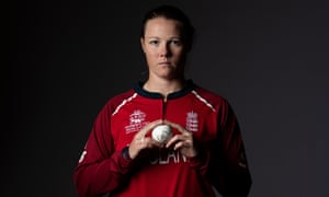 Anya Shrubsole says of England's chances at the World Twenty20 in Australia this year: 'You obviously go in with hope.'
