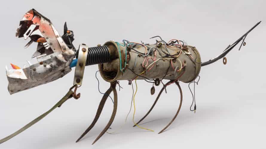 Exhaust Dog by Jacob Rock.