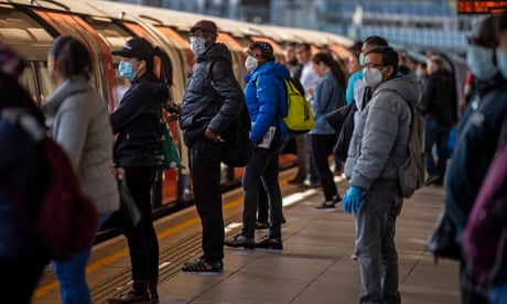 Face coverings to be made compulsory on public transport in England