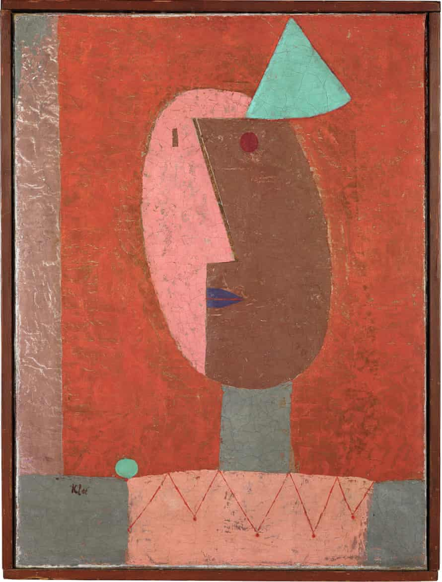 Paul Klee's Clown, 1929, from the forthcoming exhibition