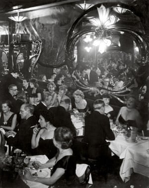 Gala Soirée at Maxim's, 1949