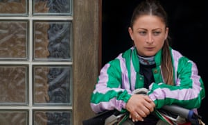 Nicola Currie is one of just two women in the top 50 of British Flat racing so far this year.