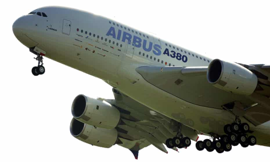 European aerospace giant Airbus will end production of the A380 superjumbo\