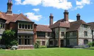 Gilbert White's House and Gardens, Selborne, Hampshire