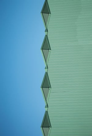 The Blue Green Mile ( Dallas, Texas) by Nikola Olic