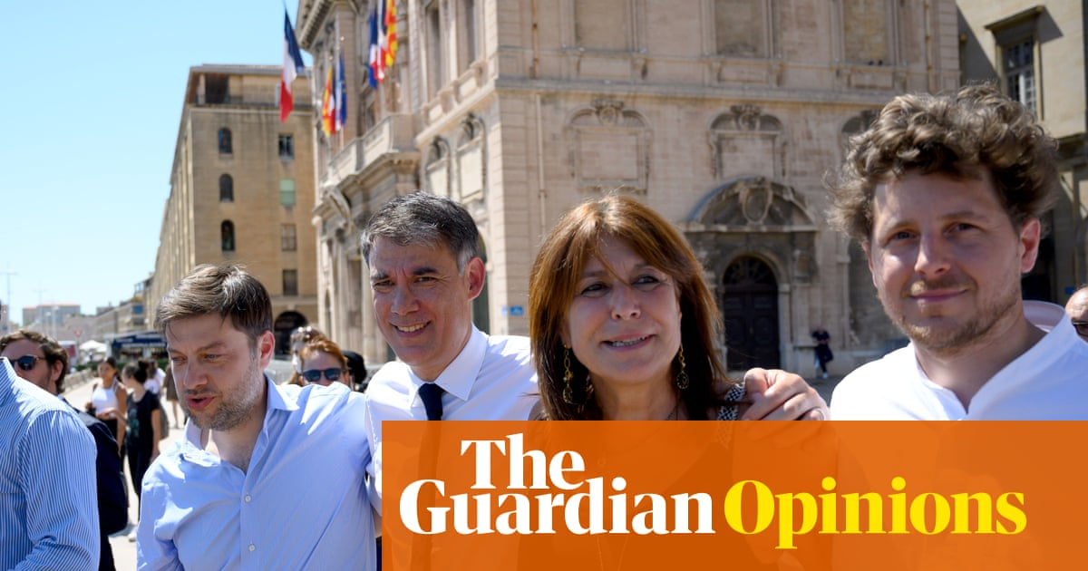 The Guardian view on France's green wave: seizing the moment | Editorial | Opinion | The Guardian