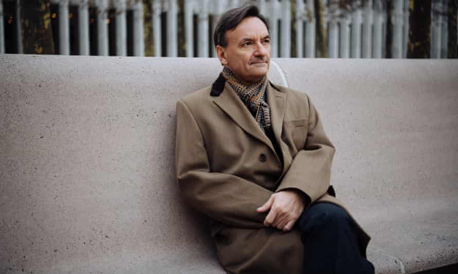 'Work has become more serene and productive' ... Stephen Hough.