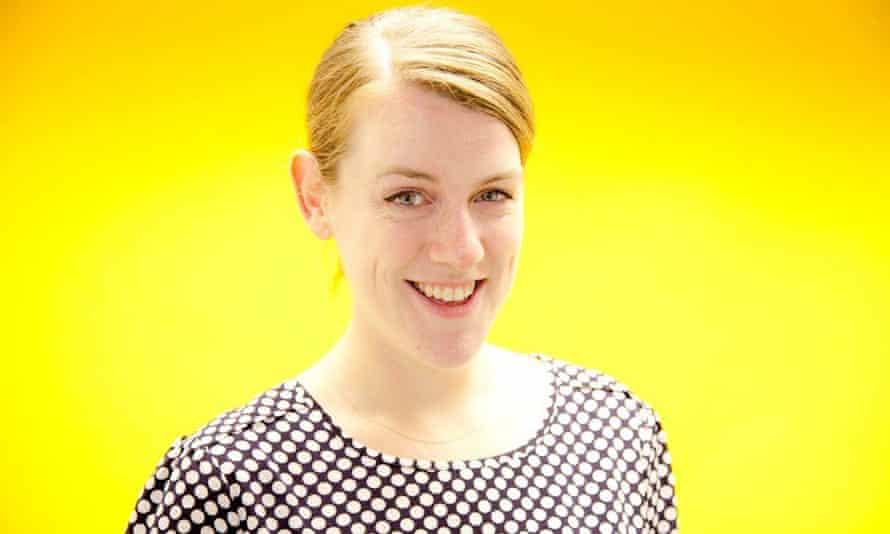 Katharine Hibbert of Dot Dot Dot.