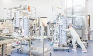 The urgency of the pandemic means CSL is scaling up manufacturing while vaccines are still in trial phase