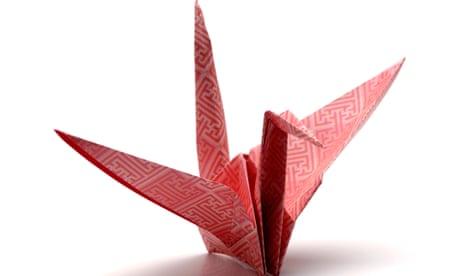 Origami: 2016's craft shop trend