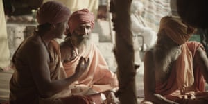 A still from Tawai: A Voice from the Forest, in India