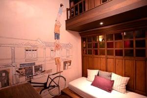 Old Capital Bike Inn, Bangkok, Thailand