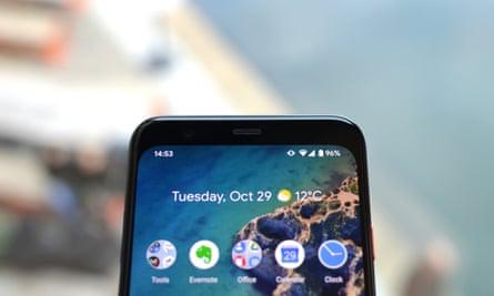 google pixel 4 review