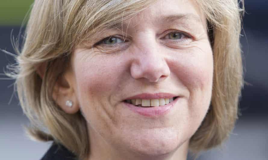 Lilian Greenwood MP.