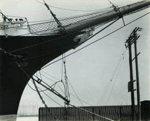 Boats, San Francisco, 1925, by Edward Weston