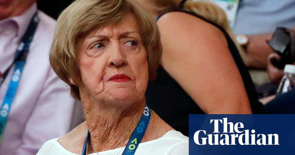 Margaret Court claims discrimination after treatment by Tennis Australia