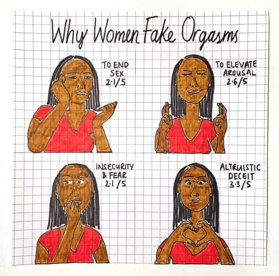 Why women fake orgasms