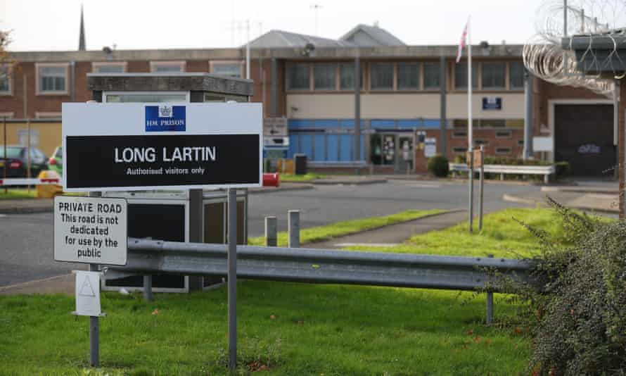 Specialist staff were deployed to manage the incident at HMP Long Lartin
