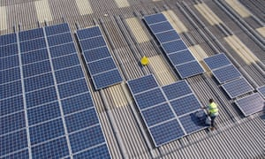 Green Energy In A Coal State The Struggle To Bring Solar