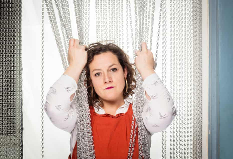 'Don't be too scruffy, loud or aggressive' … Jessica Fostekew.