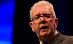 Mike Russell, the Scottish government's constitutional relations secretary.