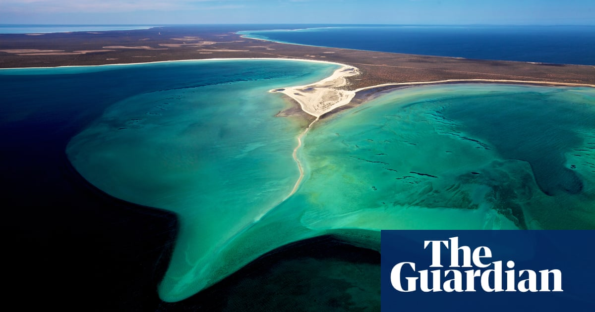 The wild beaches and islands of Western Australia's Coral Coast