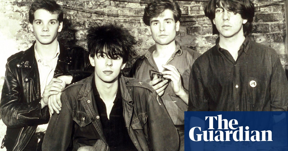 Echo And The Bunnymen 10 Of The Best Music The Guardian