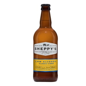 Sheppy's Low-Alcohol Classic Cider