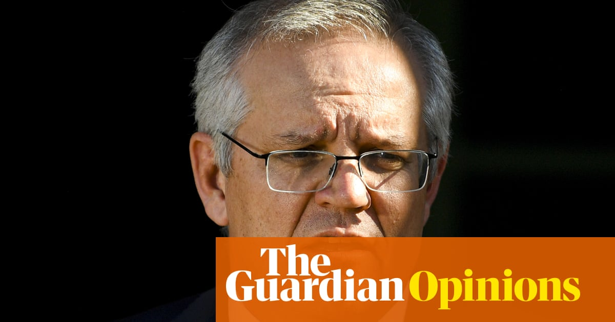 Morrison offers microaggression and deflection, when all we want is an apology – and a solution