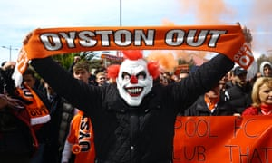 The fan divide over Blackpool's owners has been compared to Brexit by one local reporter.