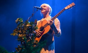 'Ever uncompromising': Laura Marling at the Dome in Brighton.
