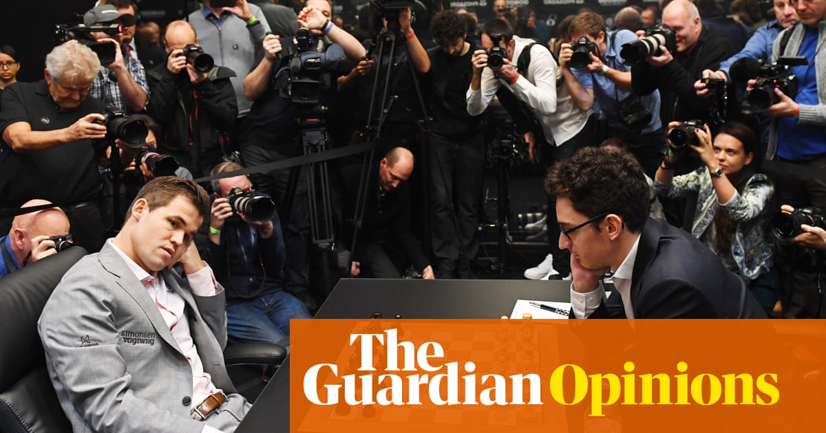 The Guardian view on the World Chess Championship: not just a popularity contest