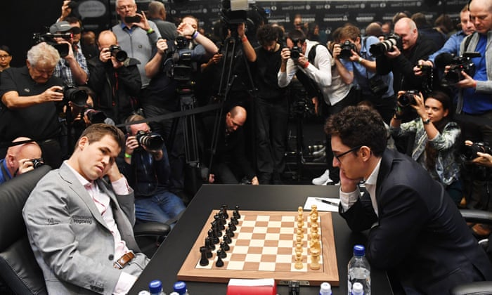 The Guardian view on the World Chess Championship: not just