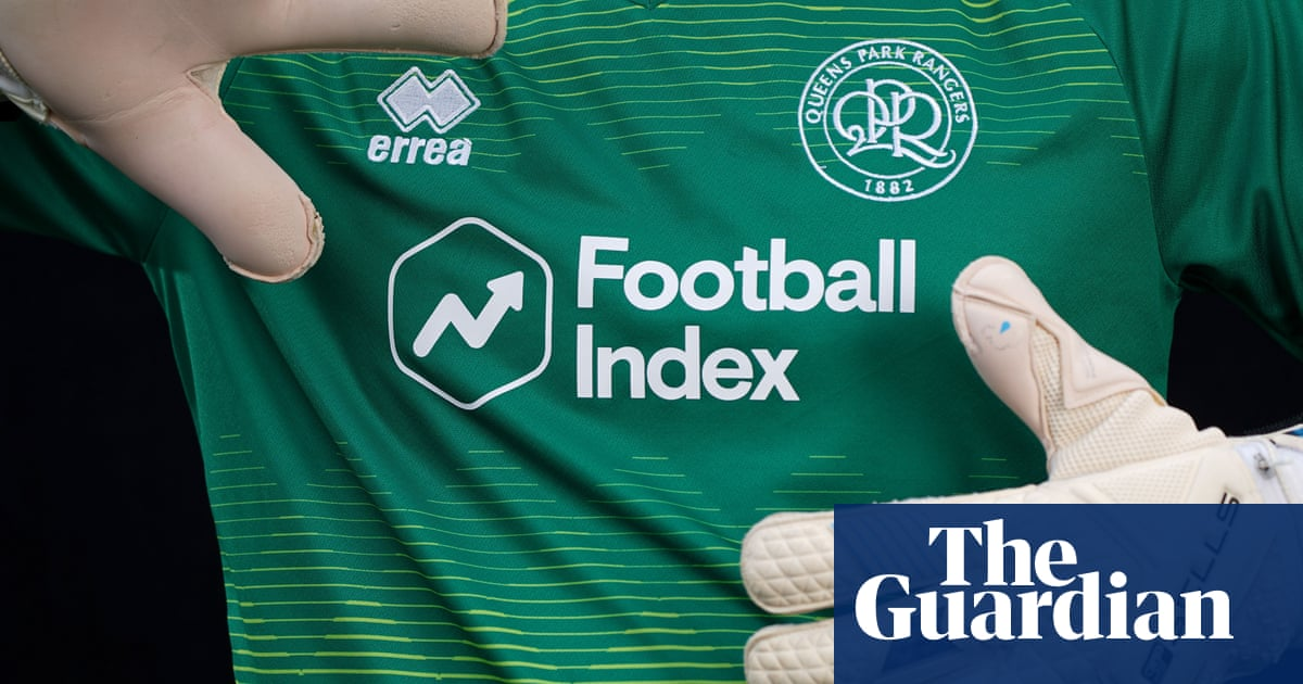Football Index: customers' money trapped after platform is suspended
