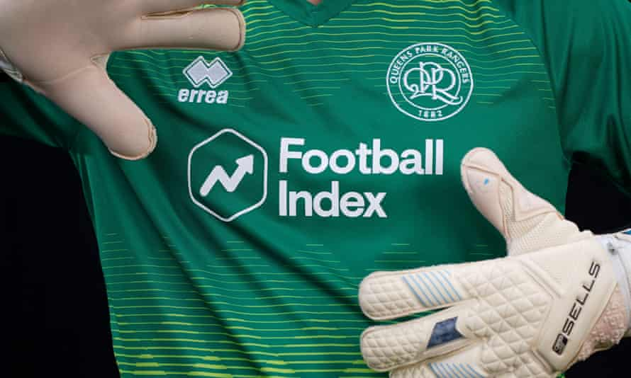 Football Index, which sponsors QPR, said 'after a difficult and challenging week' for its users, a decision had been taken 'to suspend the platform'.