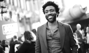 """Donald Glover, aka Childish Gambino, attending the world premiere of """"Solo: A Star Wars Story""""."""