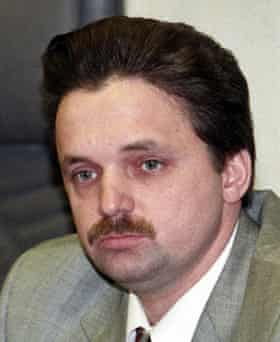 Andrei Kozlov.