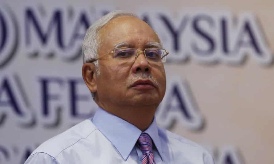 Malaysia's prime minister Najib Razak is at the centre of controversy over nearly $700m deposited in his personal bank account.