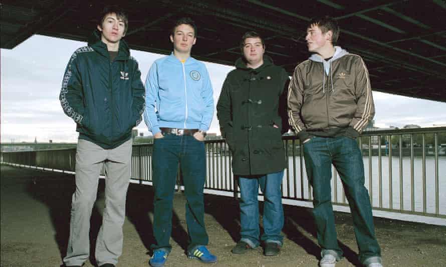Fake resales of San Francisco ... Arctic Monkeys in 2005.
