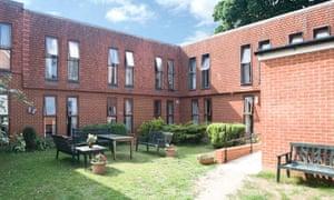 Birdsgrove nursing home in Bracknell, Berkshire