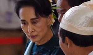 Aung San Suu Kyi has been nominated to join Myanmar's cabinet, giving her a formal position in the government.