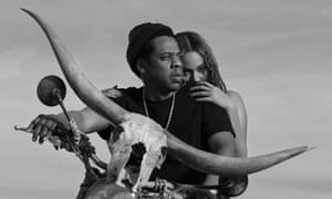 Beyoncé and Jay-Z pay homage to the Senegalese film to promote their 2018 On the Run II tour.