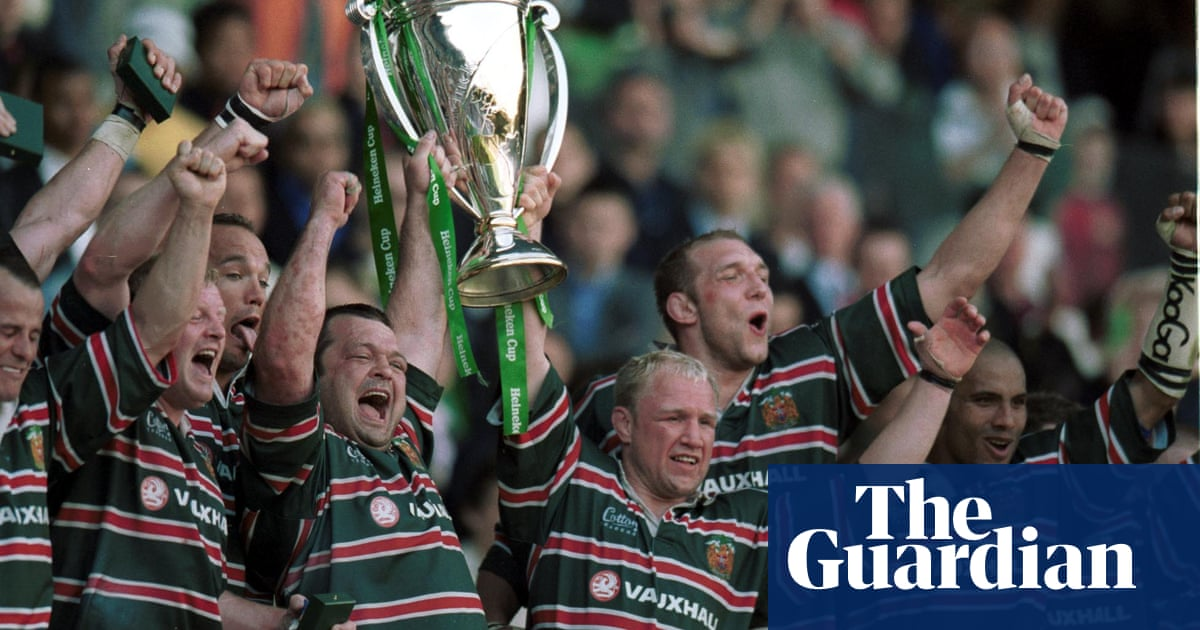 The Breakdown | Leicester Tigers are like Arsenal – stuck in the past desperate for reinvention