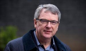 Veteran Tory campaign adviser Lynton Crosby.