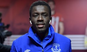 Is Idrissa Gueye set to leave Everton?