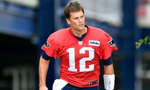 Tom Brady was named the league's most valuable player last season