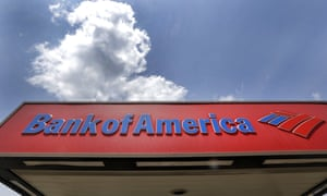 The man was changing the lock to a Bank of America room that led to the ATM.